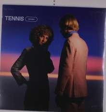 Tennis: Swimmer (Limited Edition) (Translucent Blue Vinyl), LP