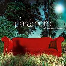 Paramore: All We Know Is Falling, CD