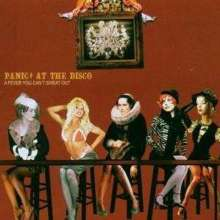 Panic! At The Disco: A Fever You Can't Sweat Out, CD