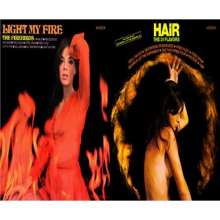 The Firebirds: Light My Fire / The 31 Flavors: Hair, CD