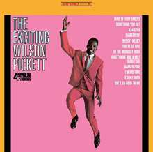 Wilson Pickett: Exciting Wilson Pickett (Limited-Edition) (Turquoise Vinyl), LP