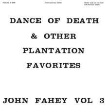 John Fahey: Dance Of Death & Other Plantation Favorites (Limited Edition) (Green Vinyl), LP