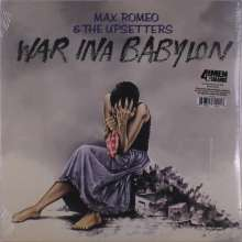 Max Romeo & The Upsetters: War Ina Babylon (Limited Edition), LP