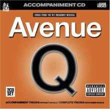 Avenue Q: Karaoke / Various: Avenue Q: Karaoke / Various, CD