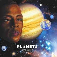 Jeff Mills: Planets, 2 CDs