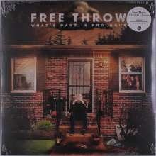 Free Throw: What's Past Is Prologue (Clear Vinyl with Black Splatter), LP