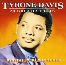 Tyrone Davis: 20 Greatest Hits, CD