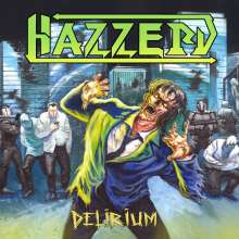 Hazzerd: Delirium (Limited Edition) (Blue/Green Haze Vinyl), LP