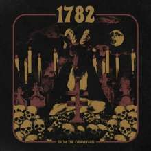 1782: From The Graveyard, CD