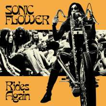 Sonic Flower: Rides Again (Limited Edition) (Colored Vinyl), LP