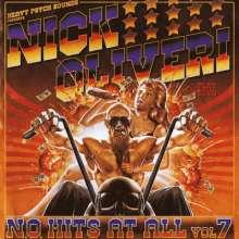 Nick Oliveri: N.o. Hits At All Vol.7 (Limited Edition) (Pink Vinyl), LP