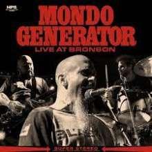 Mondo Generator: Live At Bronson (Limited Edition) (Clear Blue Vinyl), LP