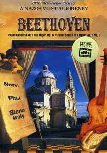 Ludwig van Beethoven (1770-1827): Klavierkonzert Nr.1, DVD