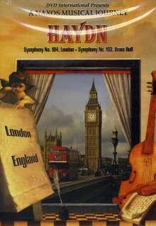 Joseph Haydn (1732-1809): Symphonien Nr.103 & 104, DVD
