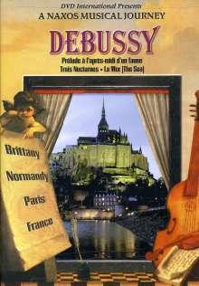 Claude Debussy (1862-1918): Prelude a l'apres-midi d'un faune, DVD