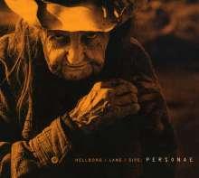 Jonas Hellborg: Personae, CD