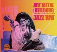 Jonas Hellborg: The Jazz Raj, CD