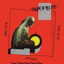 The Faint: Capsule: 1999-2016 (Limited Edition) (Silver Vinyl), 3 LPs