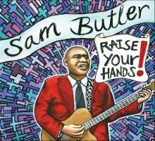 Sam Butler: Raise Your Hands!, CD
