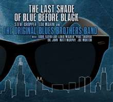 The Original Blues Brothers Band: The Last Shade Of Blue Before Black, CD