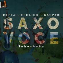 Saxo Voce - Tohu-bohu, CD