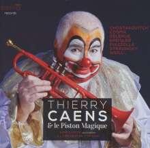 Thierry Caens & le Piston Magique, CD
