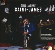 Guillaume Saint-James, Saxophon, CD