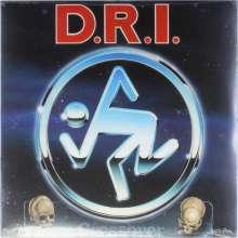 D.R.I. (Dirty Rotten Imbeciles): Crossover -Millenium.., LP