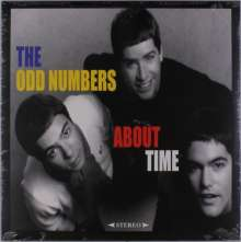 The Odd Numbers: About Time (Limited-Edition), LP