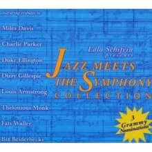 Lalo Schifrin (geb. 1932): Jazz Meets The Symphony, 4 CDs