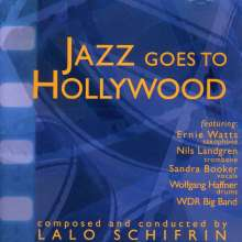 Lalo Schifrin (geb. 1932): Jazz Goes To Hollywood, CD