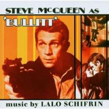 Lalo Schifrin (geb. 1932): Filmmusik: Bullitt, CD
