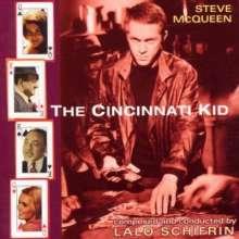 Lalo Schifrin (geb. 1932): Filmmusik: The Cincinnati Kid, CD