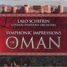 Lalo Schifrin (geb. 1932): Symphonic Impressions of Oman (Suite in 8 Sätzen), CD