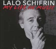 Lalo Schifrin (geb. 1932): Filmmusik: My Life In Music, 4 CDs
