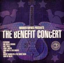 Warren Haynes: Benefit Concert Vol.4, 2 CDs