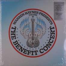 Warren Haynes: Warren Haynes Presents The Benefit Concert Volume 16, 2 LPs