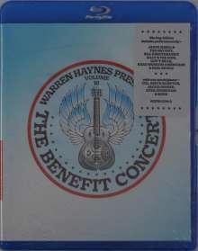 Warren Haynes: Warren Haynes Presents The Benefit Concert 16, Blu-ray Disc