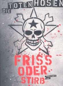 Die Toten Hosen: Friss oder stirb, 3 DVDs