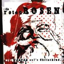 Die Roten Rosen: Wir warten auf's Christkind, CD