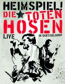 Die Toten Hosen: Heimspiel: Live In Düsseldorf, DVD