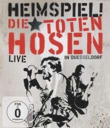 Die Toten Hosen: Heimspiel - Live in Düsseldorf, Blu-ray Disc