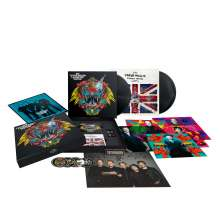 Die Toten Hosen: Laune der Natur (180g) (Limited Numbered Deluxe Boxset) (inkl. »Learning English Lesson 2«), 5 LPs