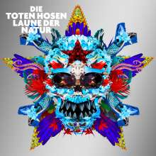 Die Toten Hosen: Laune der Natur (Limited-Numbered-Edition), Single 7""