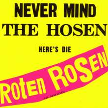 Die Roten Rosen: Never Mind The Hosen, CD