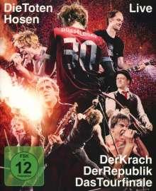 Die Toten Hosen: Der Krach der Republik - Das Tourfinale: Live, Blu-ray Disc