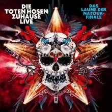 """Die Toten Hosen: """"Zuhause Live: Das Laune der Natour-Finale"""" plus """"Auf der Suche nach der Schnapsinsel: Live im SO36"""" (Limited-Numbered-Edition), 5 LPs"""