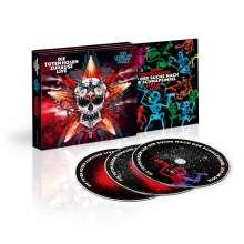 Die Toten Hosen: »Zuhause Live: Das Laune der Natour-Finale« plus »Auf der Suche nach der Schnapsinsel: Live im SO36«, 3 CDs