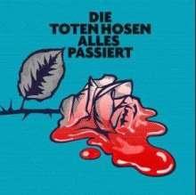 Die Toten Hosen: Alles passiert, Maxi-CD