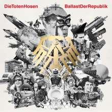 Die Toten Hosen: Ballast der Republik, CD